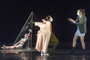 Shahnee Page ¬ Momoe Kawamura ¬ Julian Greene</br>Foto: © André Leischner